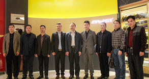 The Officers of Lianping County, Guangdong Province Visited Shenzhen Yale Electronics Co., Ltd